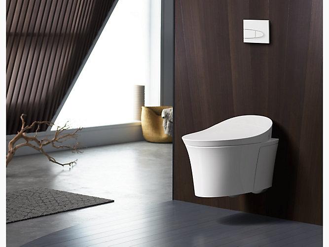 K 5402 Veil 174 Intelligent Wall Hung Toilet Kohler