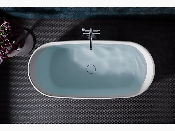 K-8336 | Ceric 5.5 Ft. Freestanding Bath | KOHLER