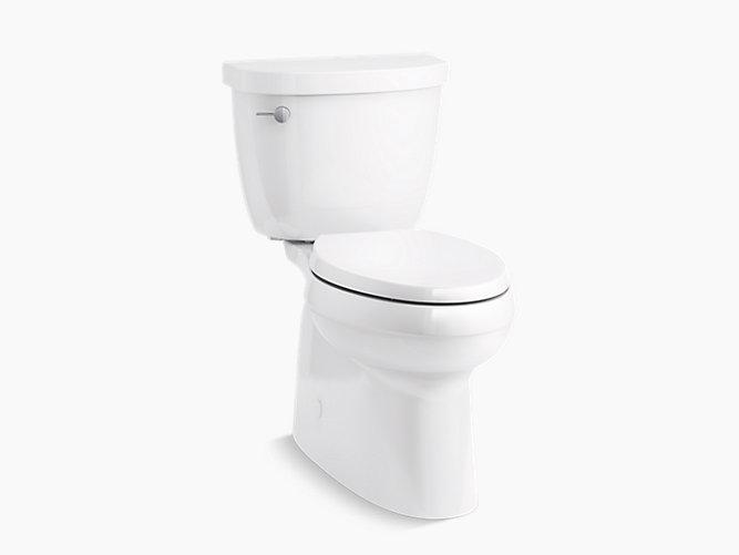 K-5310 | Cimarron Skirted Trapway Elongated Toilet | KOHLER