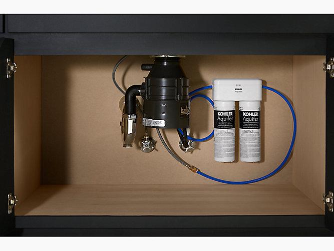 K 77686 Aquifer Double Cartridge Water Filtration System
