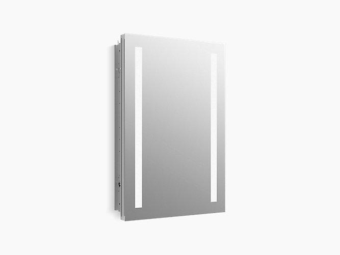 K 99003 Tlc Na Verdera Lighted Medicine Cabinet 20 X 30 Kohler