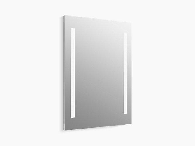 K 99571 Tlc Na Verdera Lighted Mirror, Kohler Led Bathroom Mirror