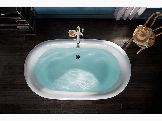 Vintage Ceramic Bath Base | K-709 | KOHLER