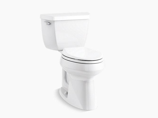 Kohler K 14799 Highline Classic Elongated 1 28 Gpf Toilet