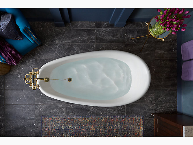 K 100 Birthday Bath Freestanding Bath Kohler
