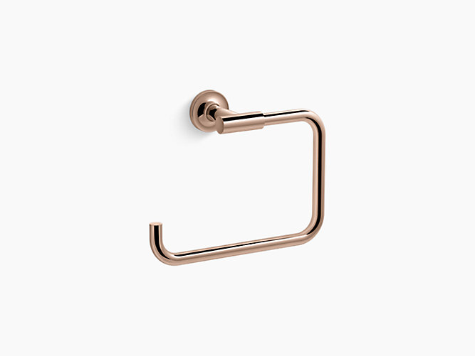 Purist® Towel Ring