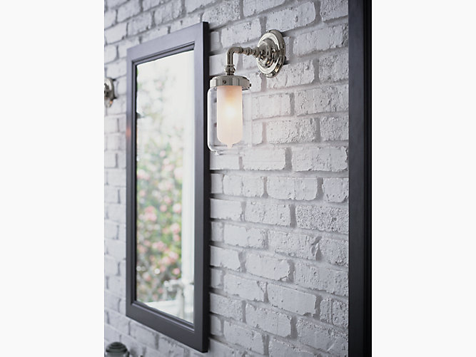 K 72584 Artifacts Single Wall Sconce Kohler