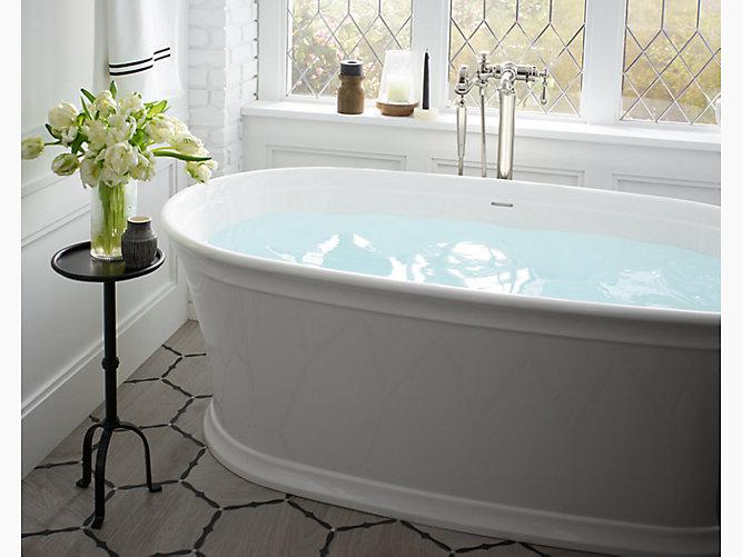 K 8333 Memoirs 5 5 Ft Freestanding Bath Kohler