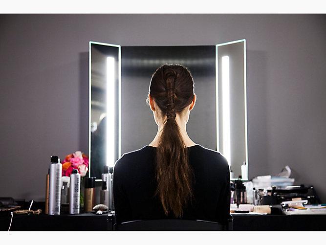 "Verdera® Lighted Mirror, 40"" W X 33"" H"