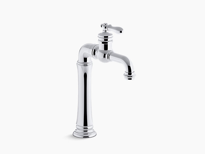 K-72763-9M | Artifacts Gentleman\'s Bathroom Faucet | KOHLER