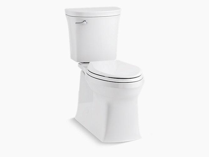 K-45927 | Valiant Complete Solution Toilet, 1 28 GPF | KOHLER
