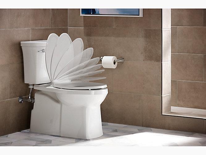 K 4636 Cachet Quiet Close Elongated Toilet Seat Kohler