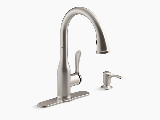 Kohler Kitchen Faucet Repair No Hot Water Review Home Co