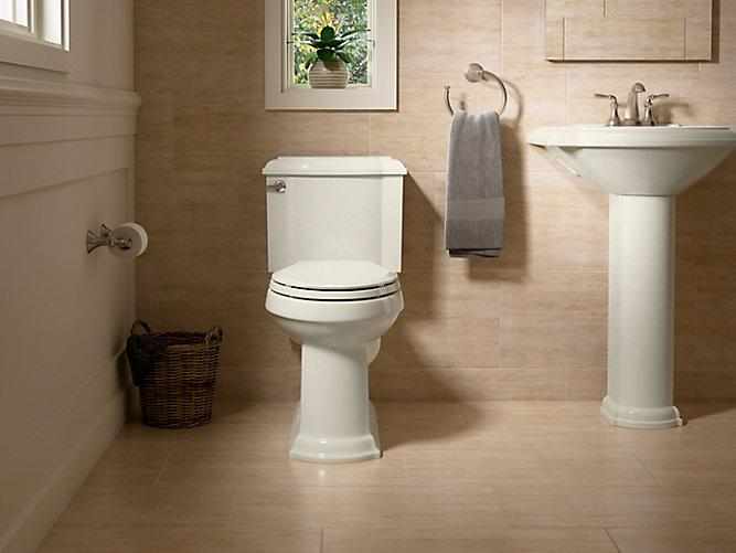 K 10557 Devonshire Towel Ring Kohler, Bathroom Towel Rings