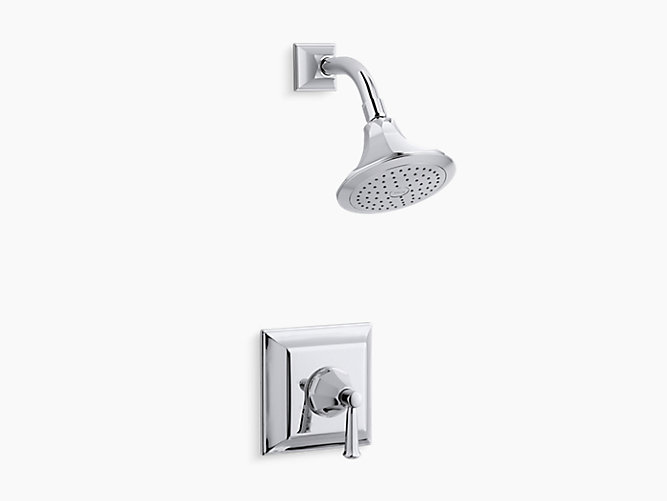 K-TS462-4S | Memoirs® Stately Rite-Temp® shower valve trim with ...