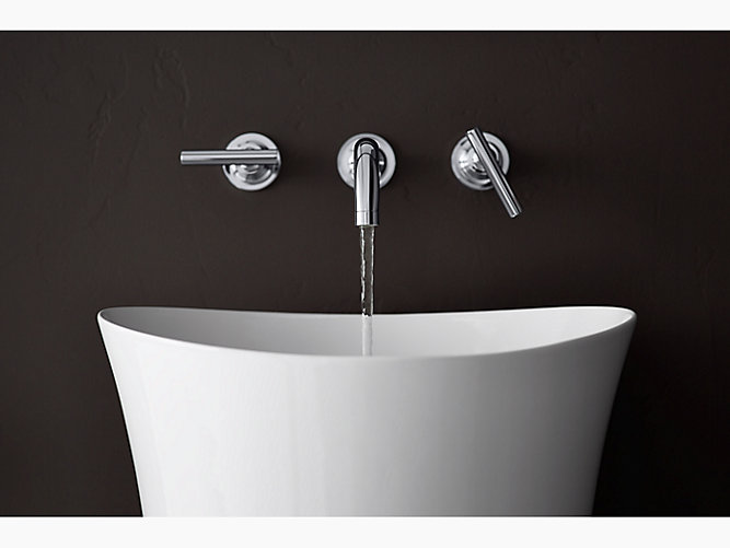 K 20701 Veil Pedestal Bathroom Sink Kohler