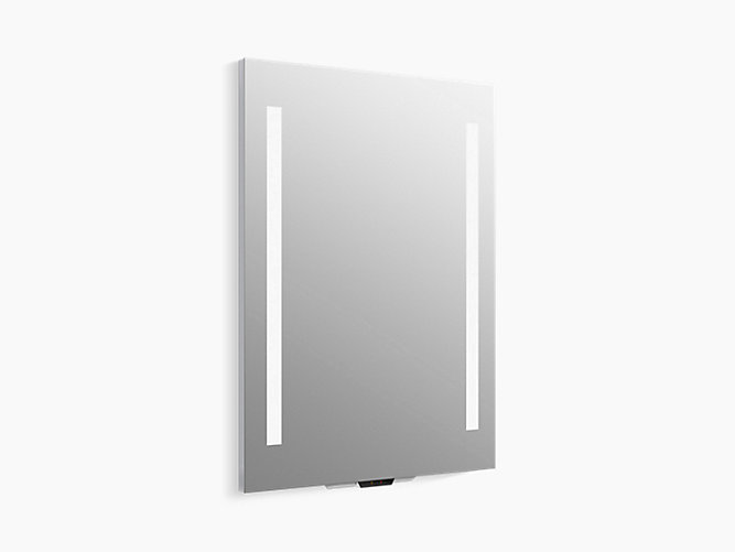 "Kohler Verdera Voice Lighted Mirror with Amazon Alexa, 24"" x 33"""