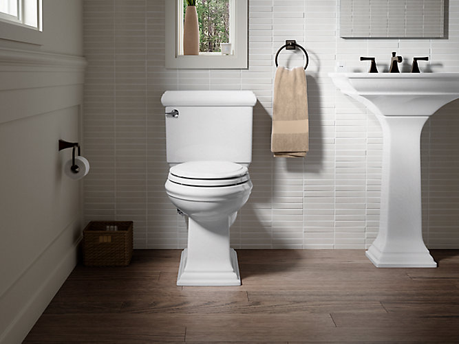 Memoirs Clic Comfort Height Two Piece Elongated 1 28 Gpf Toilet