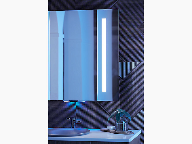 K 99572 Vlan Na Verdera Voice Lighted Mirror With Amazon