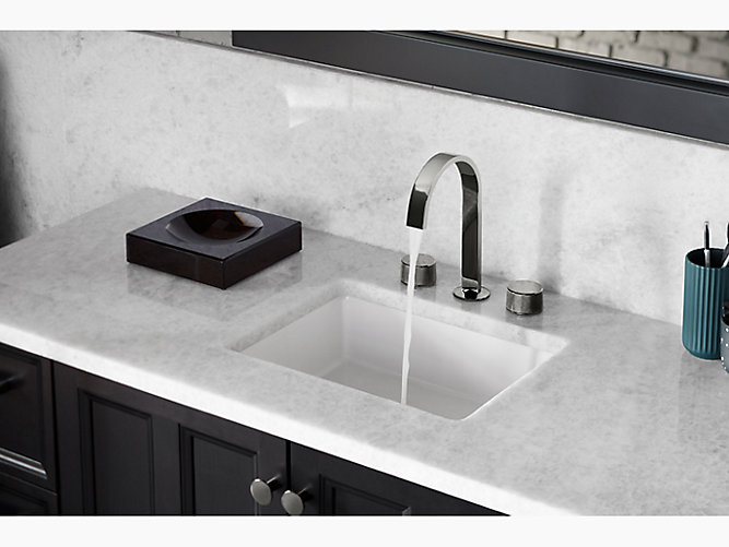 Verticyl Undermount Rectangular Sink