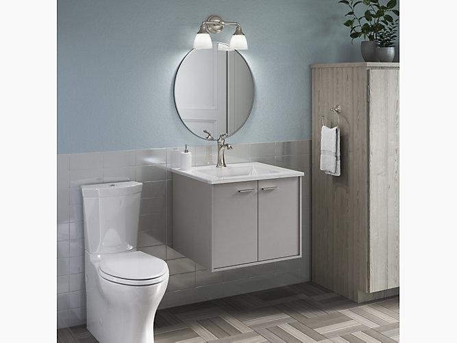K 193 4 Devonshire Single Handle Bathroom Sink Faucet Kohler