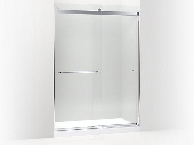 K 706168 L Levity Frameless Sliding Shower Door Kohler