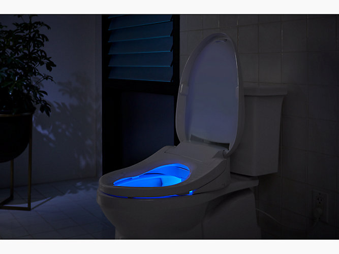 K 8298 Cr C3 455 Deodorizing Elongated Bidet Toilet Seat