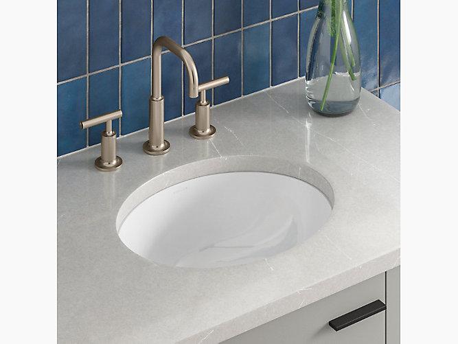 Caxton 15 Undermount Sink K 2209 Kohler Kohler