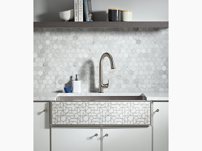 K 22571 Tailor Farmhouse Kitchen Sink Kohler