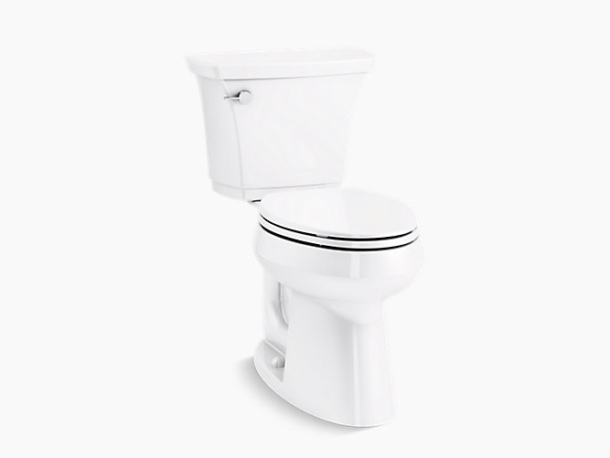 K 78276 Highline Curve Comfort Height The Complete Solution Toilet Kohler