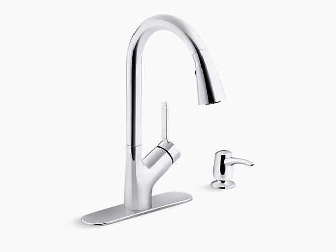 K R22898 Sd Setra Touchless Kitchen Faucet Kohler