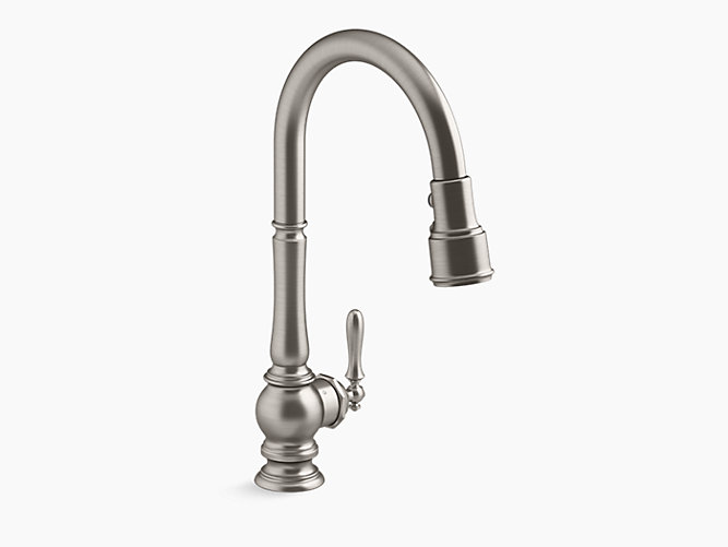 K 29709 Artifacts Touchless Kitchen Faucet Kohler