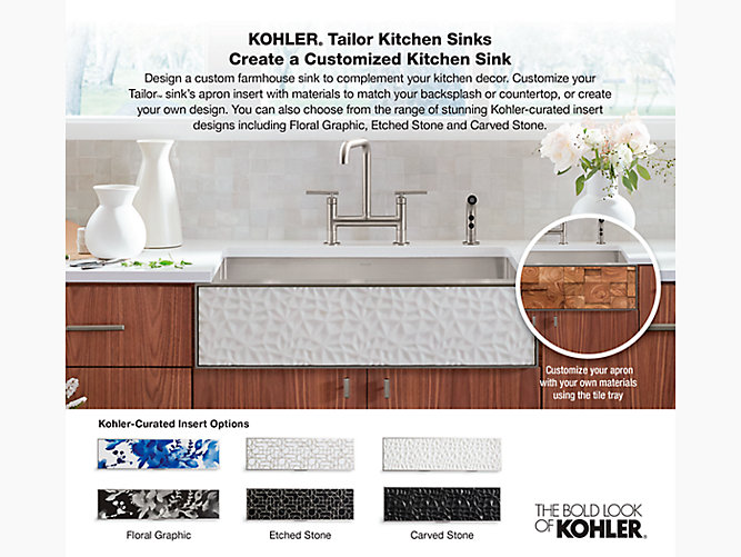 K 22569 Tailor Farmhouse Kitchen Sink Kohler
