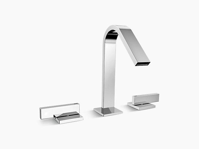 "Loure® 8"" Widespread Lavatory Faucet"