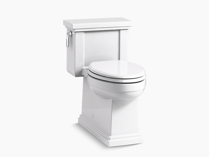 Tresham® Skirted One-Piece Toilet with Class 5 Flushing Technology