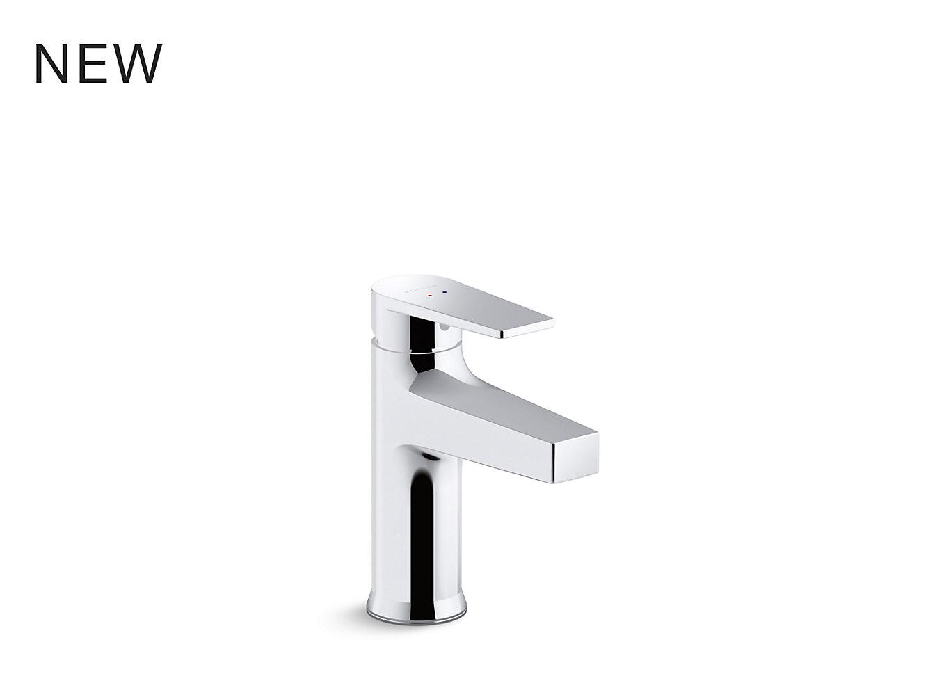 KOHLER | 74013M-4 | Taut(TM) Single Control Lavatory Faucet