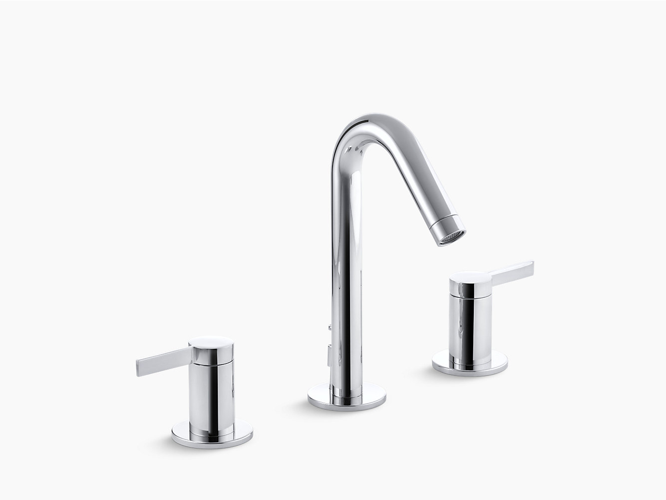Widespread bathroom faucets under 100 - View Larger