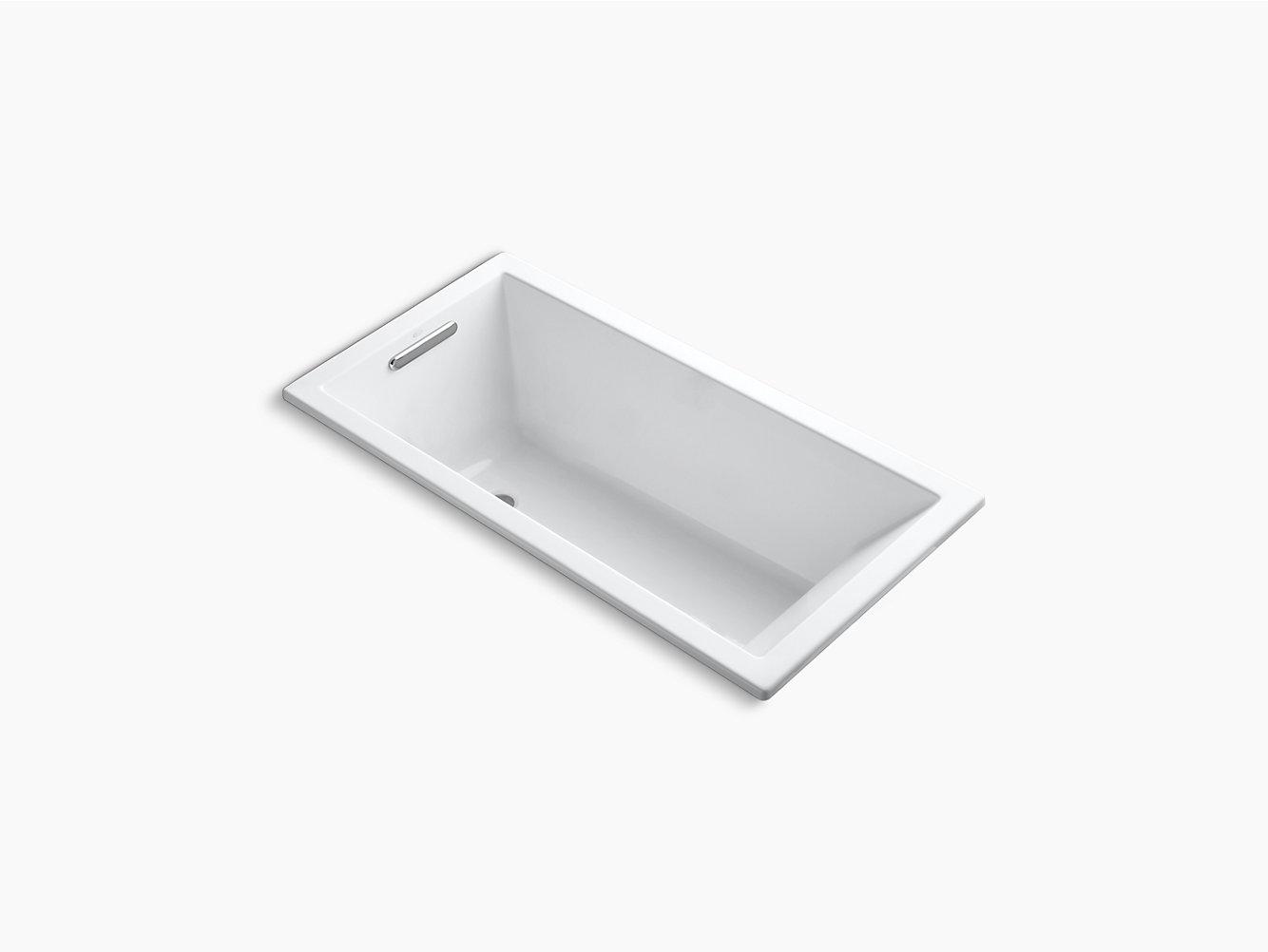KOHLER | 1167-VB | Tina Underscore VibrAcoustic de 152.4 cm X 76.2 cm