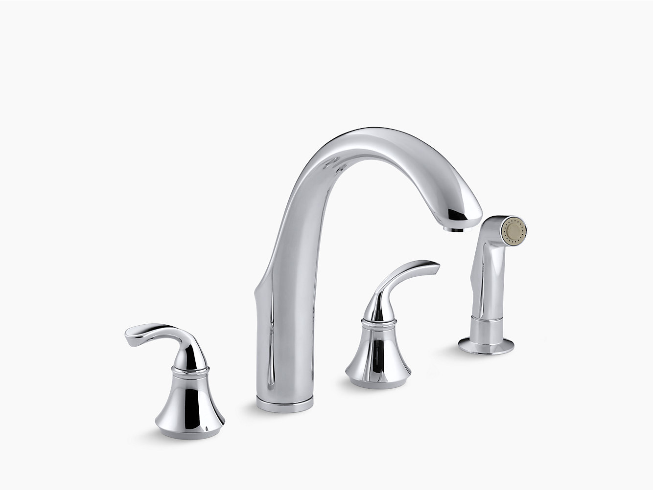 Kohler Forte Roman Tub Faucet Repair Kitchen Faucet With Sprayer Creating Bathroom Faucet Cost