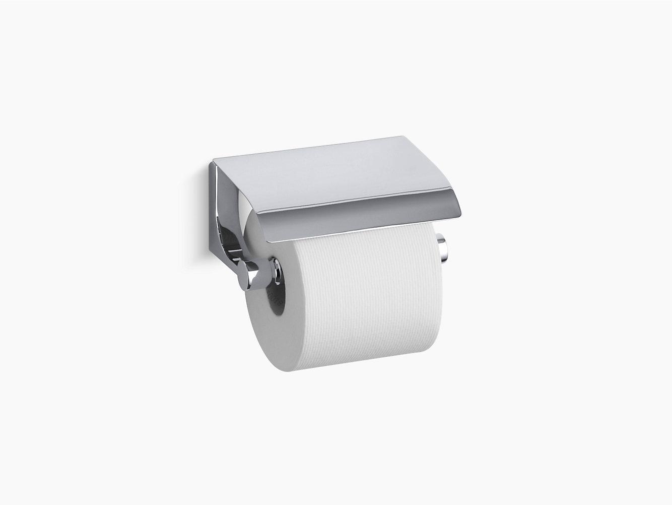Loure Covered Toilet Tissue Holder | K-11584 | KOHLER