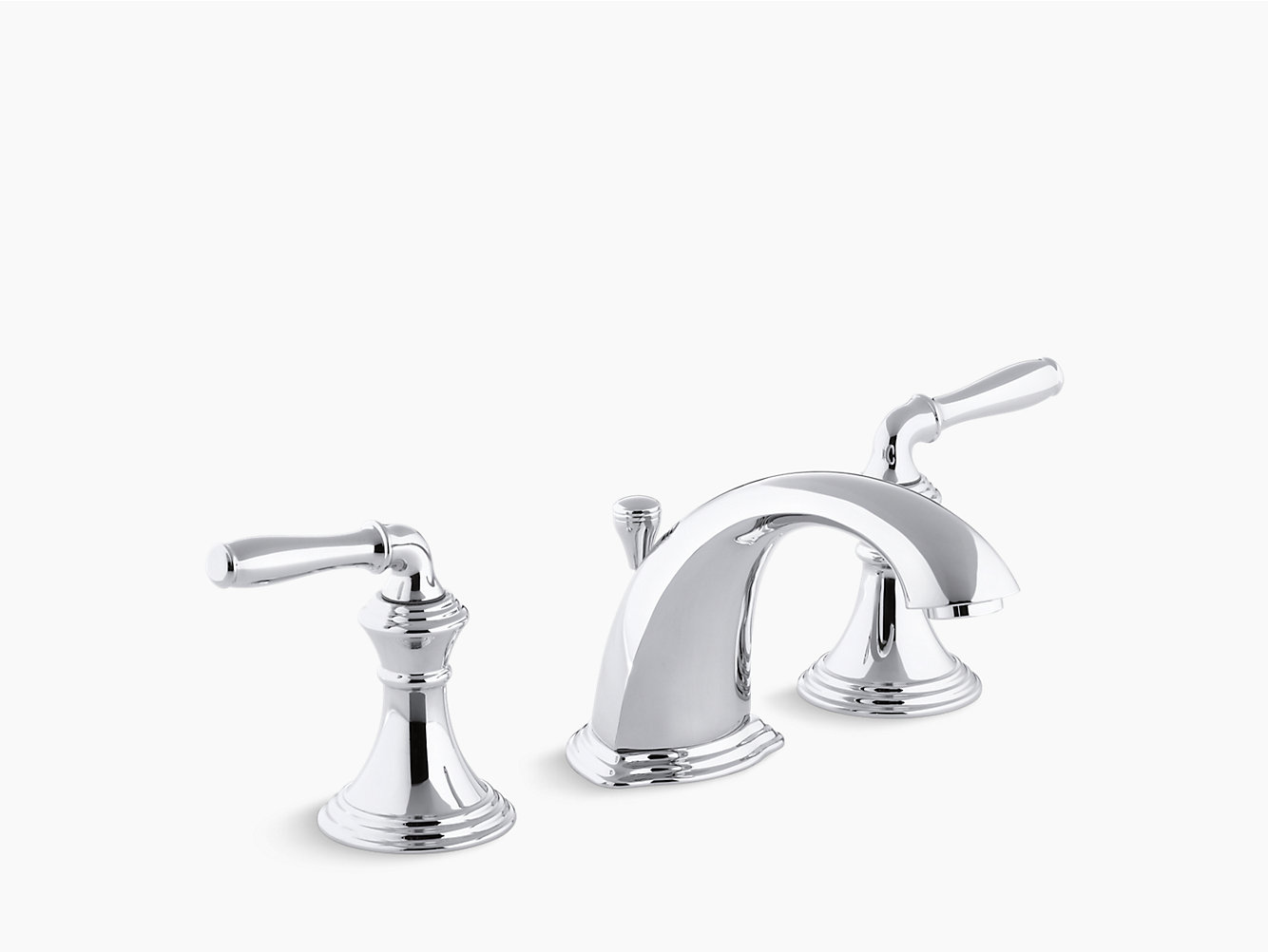 KOHLER Devonshire Widespread Bathroom Sink Faucet With - Kohler devonshire bathroom sink faucet