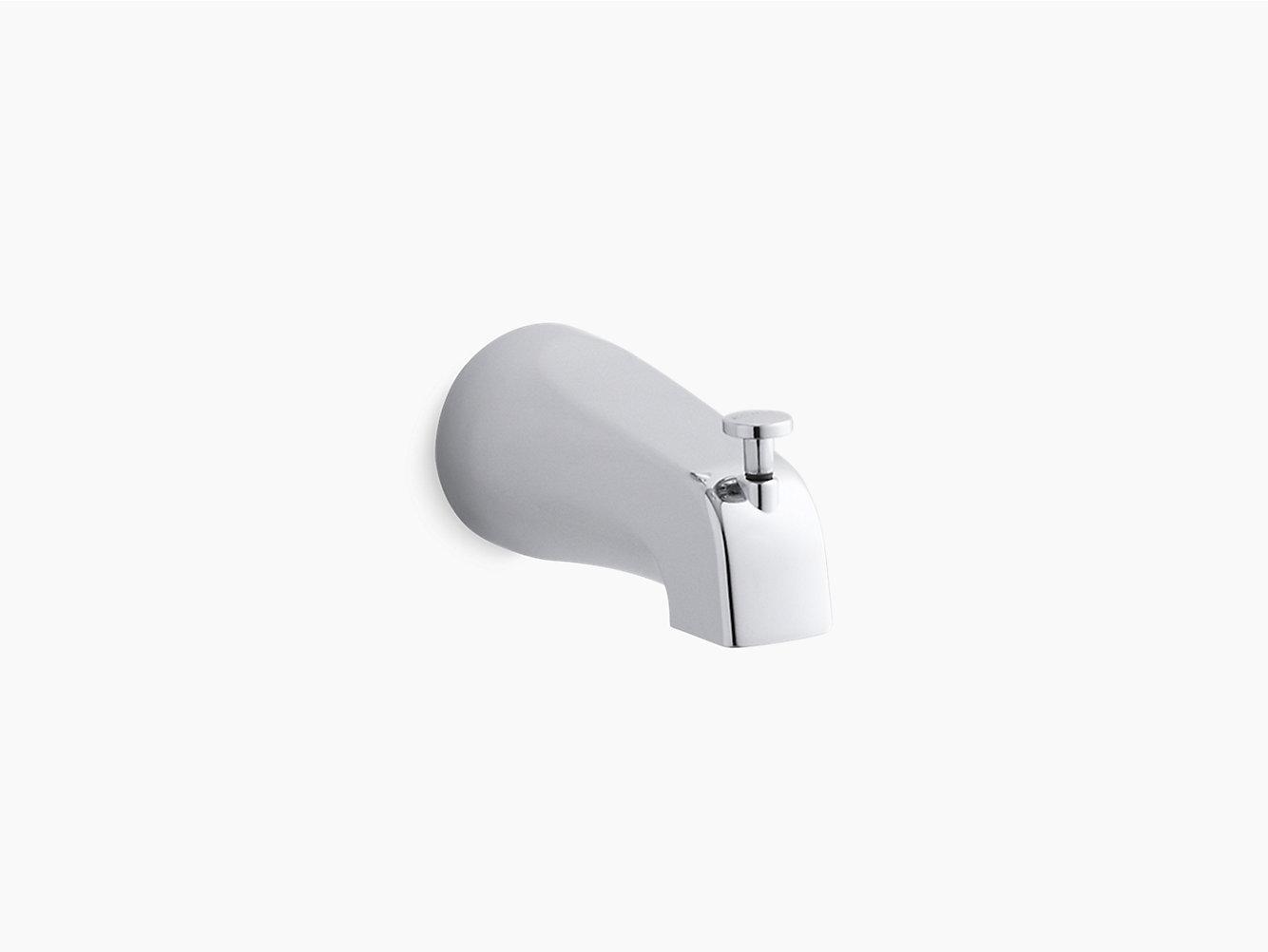 Devonshire Diverter Bath Spout | K-389 | KOHLER
