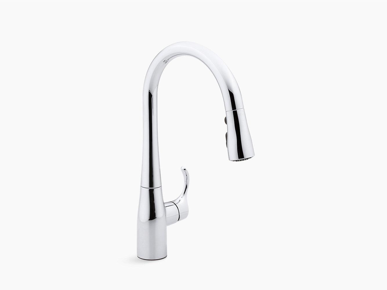 1.5 GPM to 1.8 GPM Shop all Kitchen Faucets | Kohler.com | KOHLER