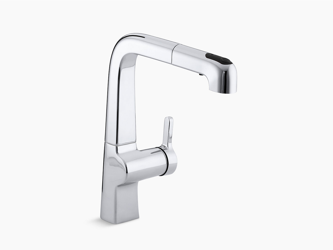 K-6331 | Evoke Single-Handle Kitchen Faucet | KOHLER