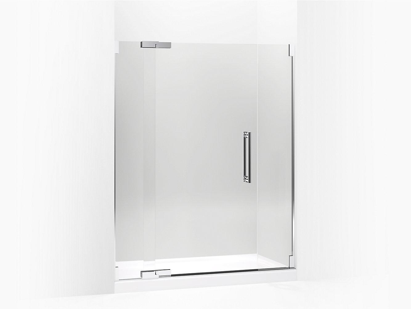 Kohler 705705 L Purist Pivot Shower Door 72 14 H X 57 14