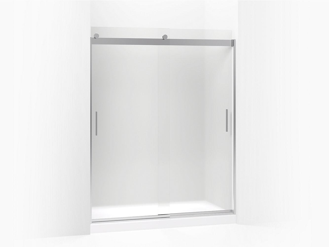 Kohler 706009 D3 Levity Sliding Shower Door 74 H X 56 58 59