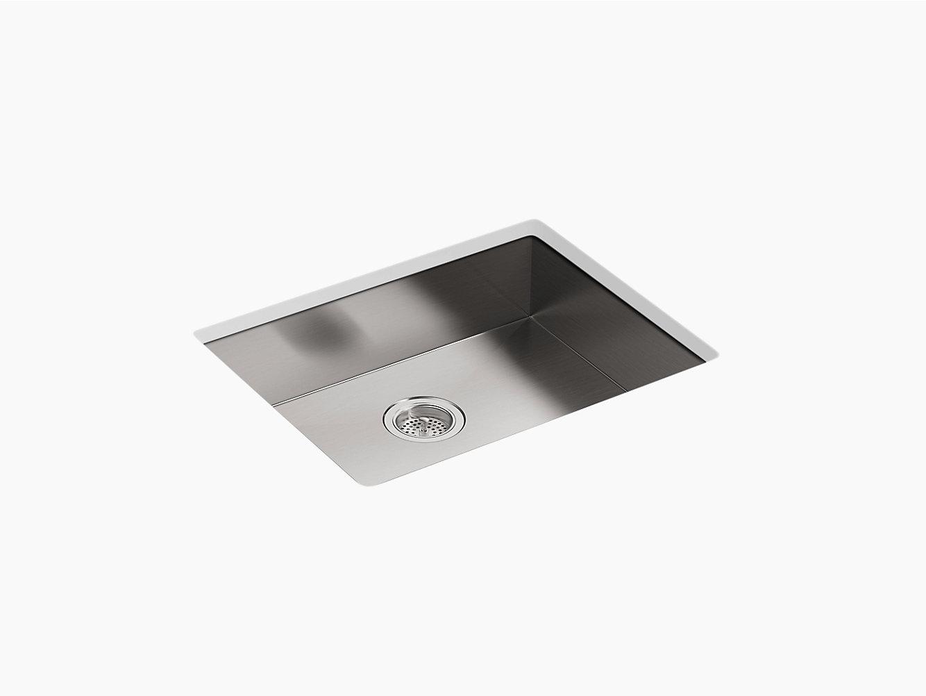 Vault Dual Mount Kitchen Sink