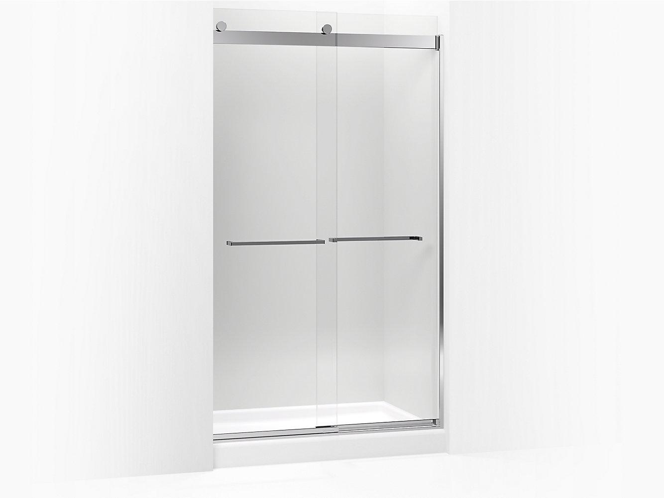 K 706017 L Levity Sliding Shower Door 82 H X 44 58 47 58 W