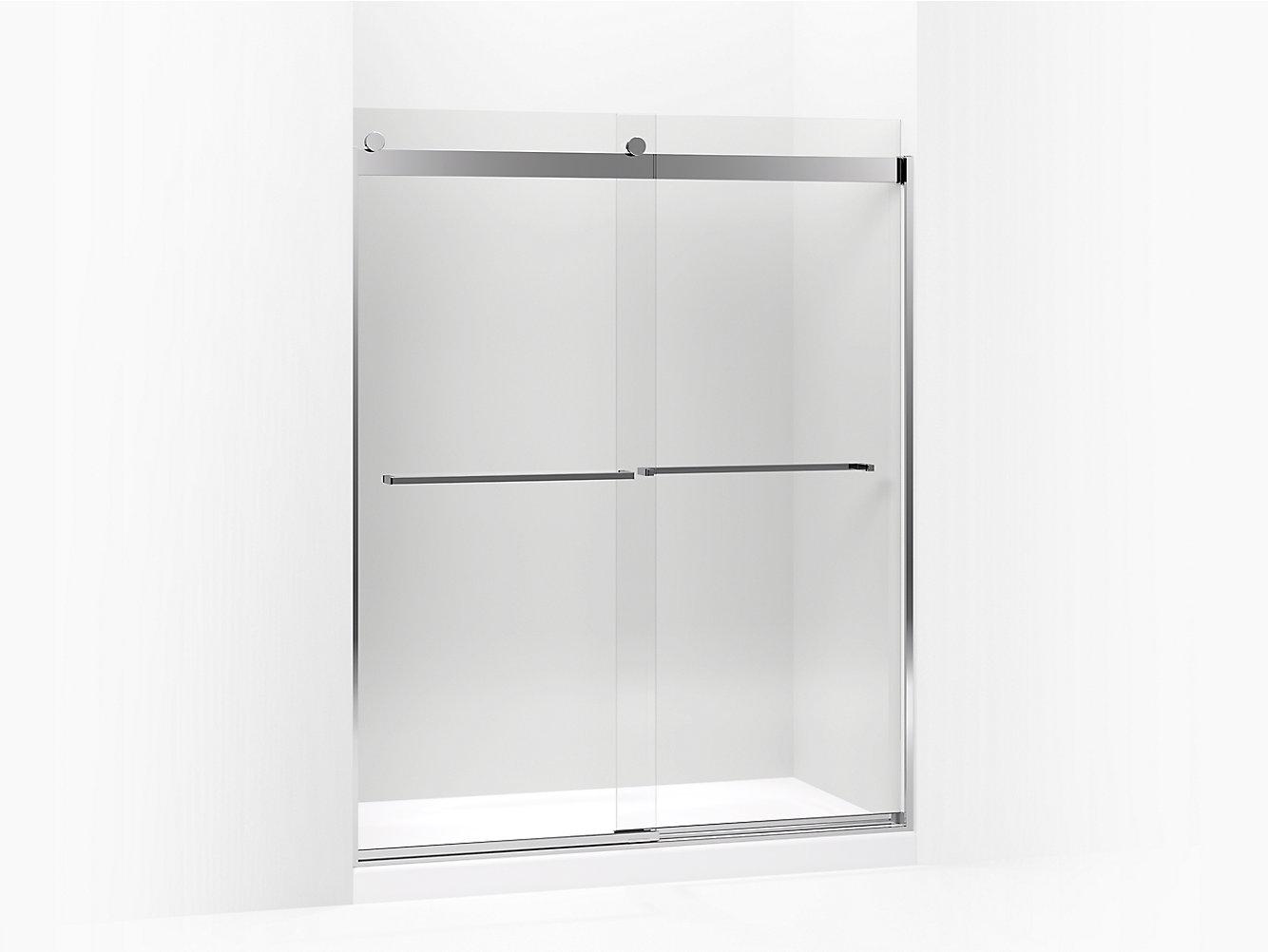 Kohler 706018 L Levity Sliding Shower Door 74 H X 56 58 59