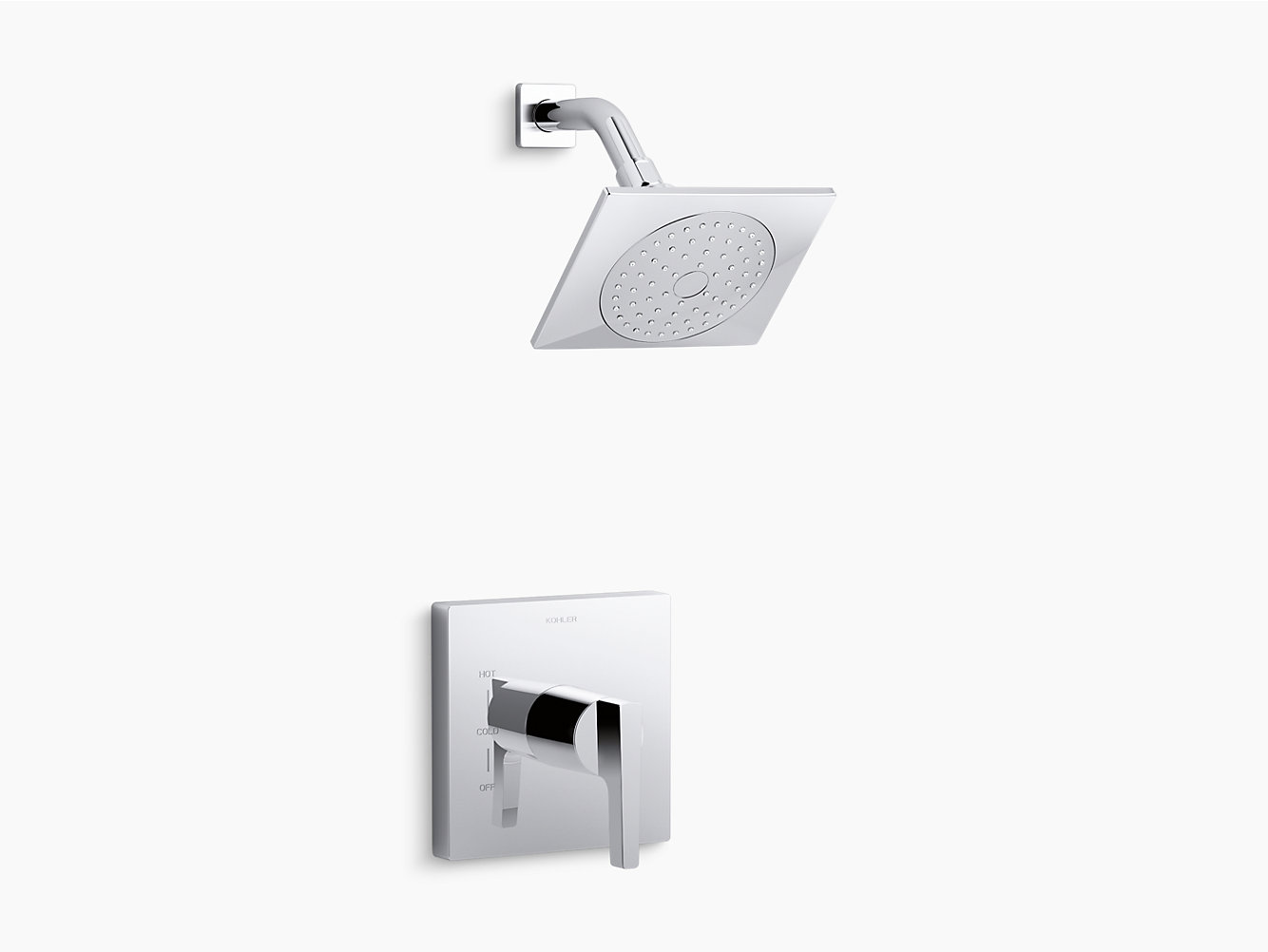 KOHLER | TS99764-4 | Kit de Ducha Honesty
